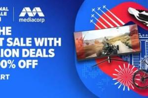 8月8日Lazada国庆促销,折扣高达90%,还有5000新购物优惠券