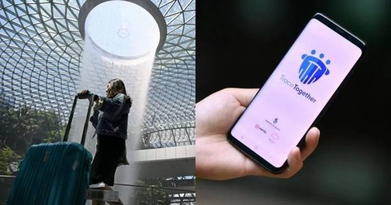 """新加坡9月14日起免费发放""""合力追踪""""携手防疫器,一文整理领取和使用过程中的注意事项"""