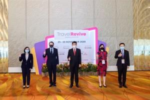 陈振声:我国率先开拓创新 逐步安全恢复旅游和会展活动